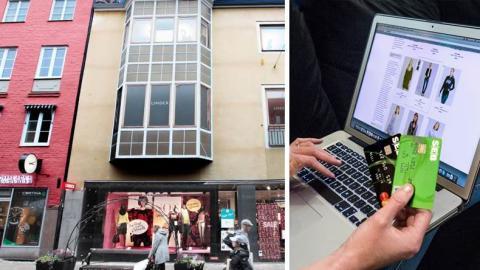 City tar upp kampen mot e-handeln