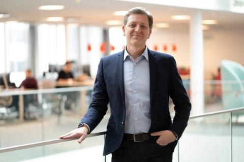 Fabrice Marseille CFO