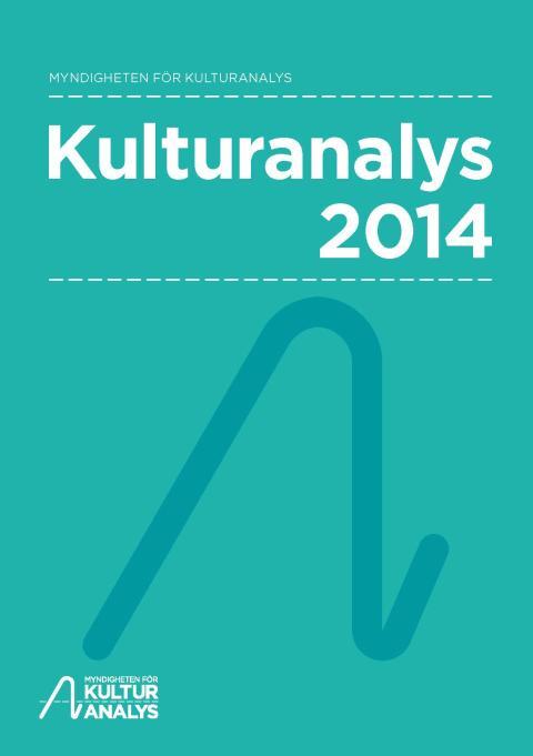 Ny lägesrapport om Kultursverige