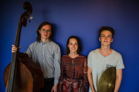 Britta Virves Trio @ Jazz på Hellsten