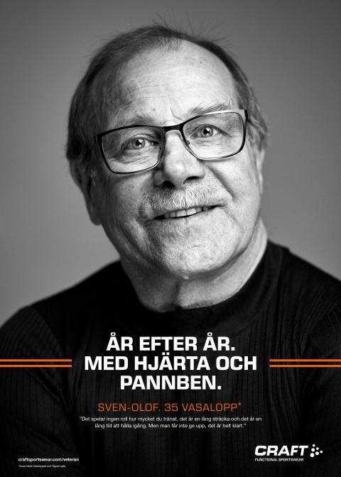 Sven-Olof, 35 Vasalopp