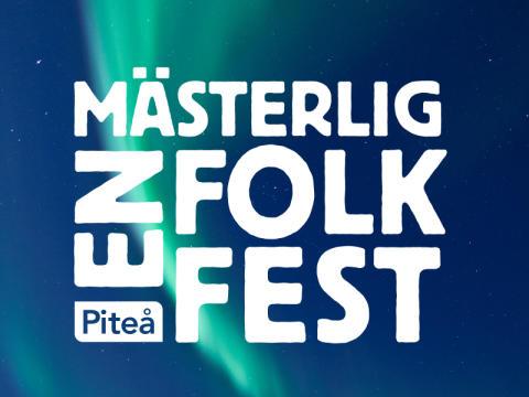 Kultur och idrott går hand i hand under SM-veckan Piteå