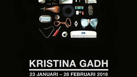 Inbjudan till pressvisning: Kristina Gadh ställer ut på Tändsticksmuseet