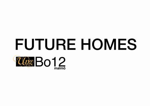 FUTURE HOMES - drömmar och visioner kring ungas framtida boende