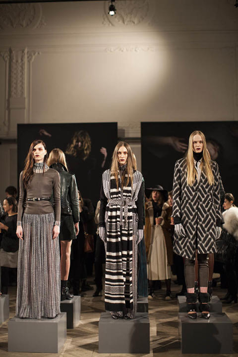 Eventdekor J.Lindeberg Stockholm Fashion Week 2016