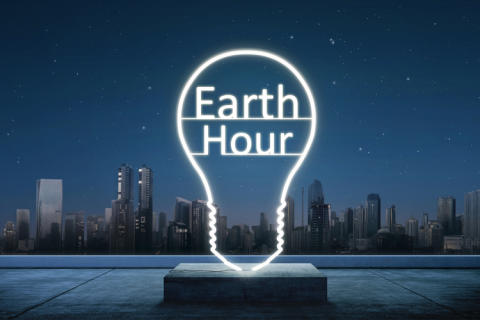 Med Lindinvent är det Earth hour(s) varje kväll...