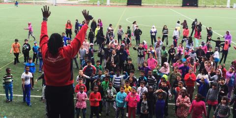 Föreningslivet driver projekt för asylsökande