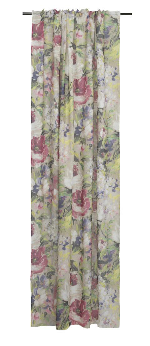 86411-38 Curtain Rosie Saga linen 7318161391374