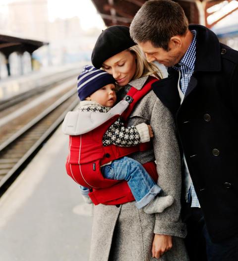 Den svenska premiärlanseringen av nya BabyBjörn Comfort Carrier utökas