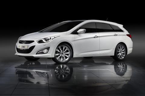 Hyundai i40 har utsetts till Årets Tjänstebil