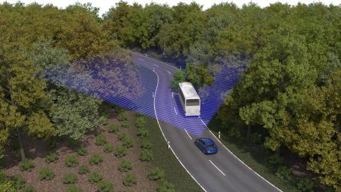 A Ford új generációs technológiái segítenek stresszmentessé tenni a parkolást, elkerülni az ütközéseket és a helytelen sávválasztást