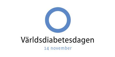 Diabetesförbundet och Apotek Hjärtat uppmärksammar Världsdiabetesdagen