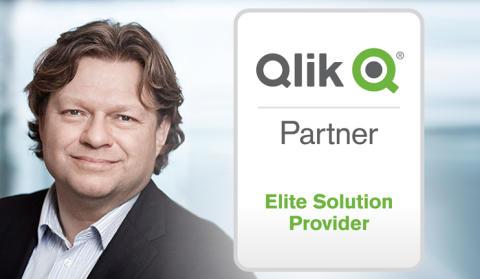 Visma underskriver europæisk aftale med Qlik