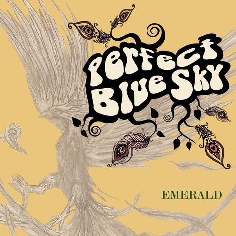 Perfect Blue Sky - Emerald - nytt fantastiskt debutalbum.
