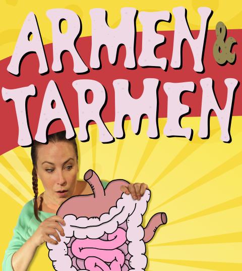Armen & Tarmen på biblioteket