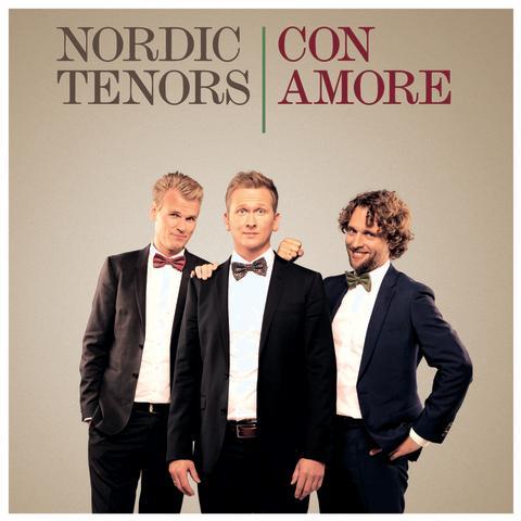 Topp-tenorer med konsertturné til Akershus, Buskerud, Vestfold og Østfold