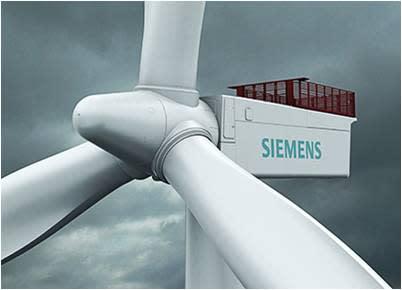 Siemens levererar vindkraftverk till Finlands första havsbaserade vindkraftspark