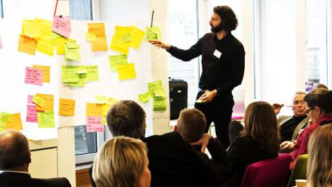2013 - året då alla pratade om service design
