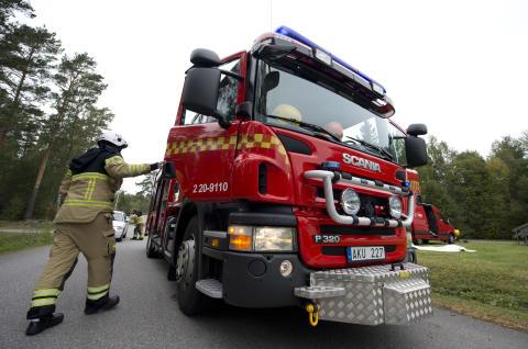 Falck får Räddningstjänstuppdraget på Bodö flygplats
