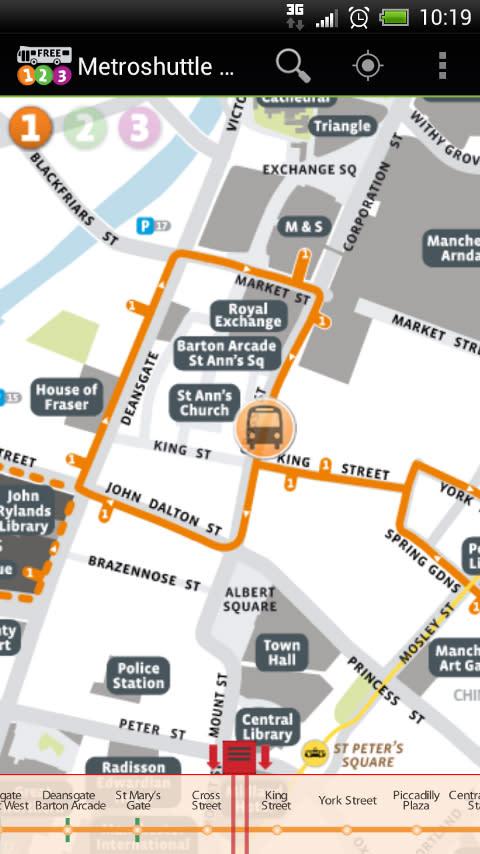 New phone app for Metroshuttle passengers