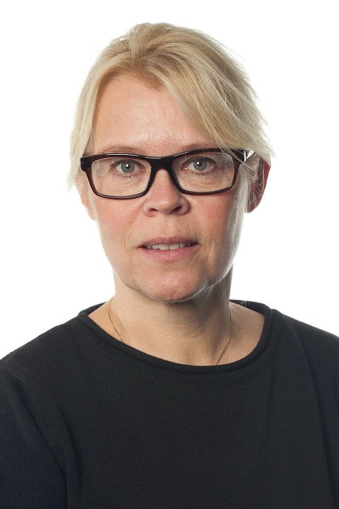 Åsa Linder, chef Research & Valuation, jones Lang LaSalle