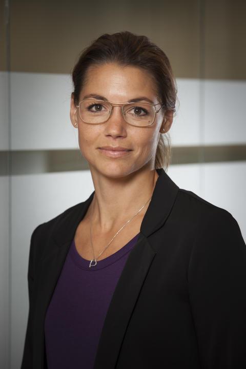 Erika Wegener, pressekreterare MTR