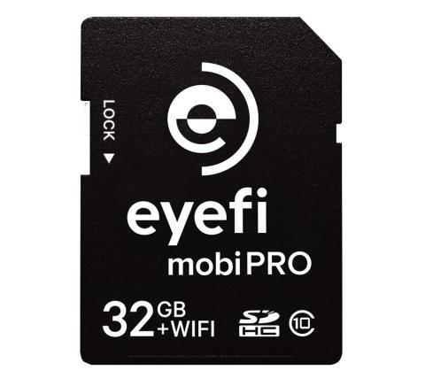 Eyefi lanserar det kraftfullaste trådlösa minneskortet någonsin