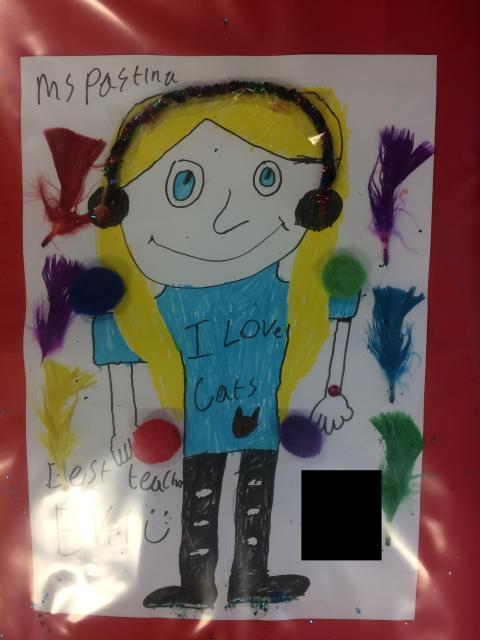 Card from Florina Pastina's pupil 04