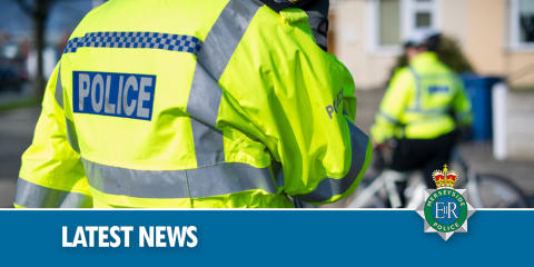 Armed officers attend report of firearm sighting in Thornton