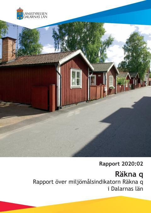 Rapport Räkna q