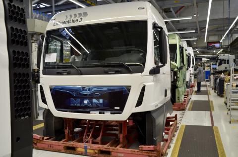 Liten box, stor potential: Nya MAN-fordon utrustas med RIO Box som standard