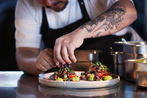 Chef att Eatery Social