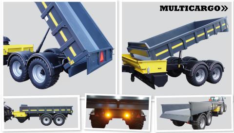 Premiärvisning av Trejon Multicargo Multifunktinsvagn blev en stor succé!