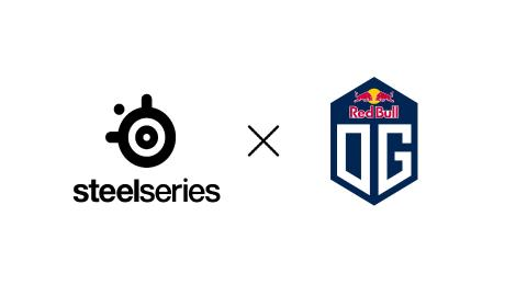 SteelSeries and OG, Winners of the International 2018, Announce Esports Partnership