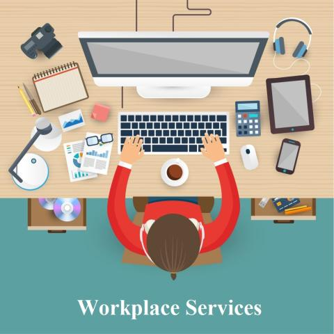 Workplace Services market top key players in 2018 just published