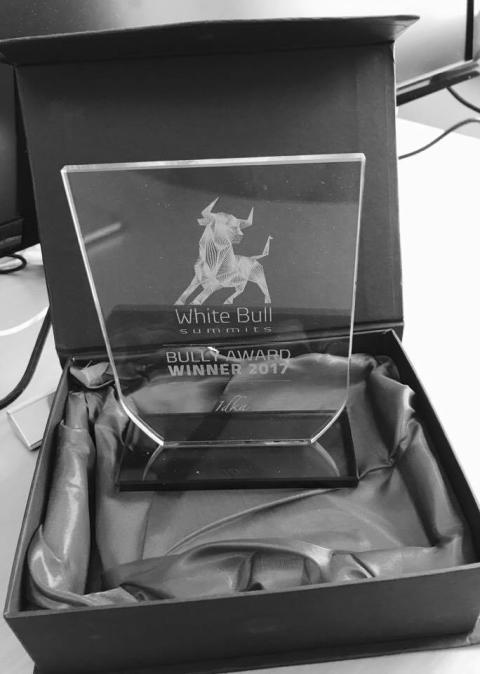 Idka won the 2017 Bully Award