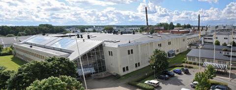 Alla kött- och charkprodukter från HKScan i Sverige produceras med Grön el