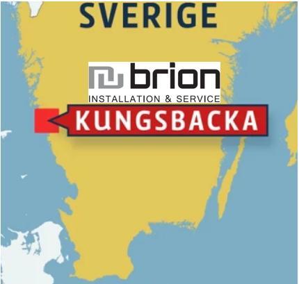 Brion Installation & Service etablerar VS kontor i Kungsbacka