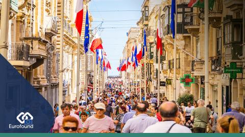 Quality of life improving in Malta, but concerning issues on the horizon for young people