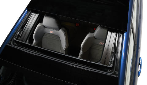Ford Fiesta ST 2017 - interior C