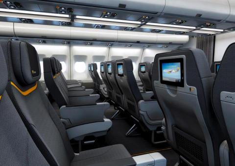 Samtidig med at man bestiller sit foretrukne feriehotel hos Spies, kan man også booke sit favoritsæde på et af Thomas Cook Airlines tretten fly - seks af dem er nye og resten renoveret med nye stole og underholdningssystemer.