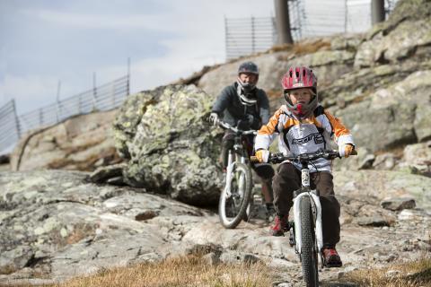SkiStar Åre: Cykling för alla när Åre Bike Park öppnar för sommaren