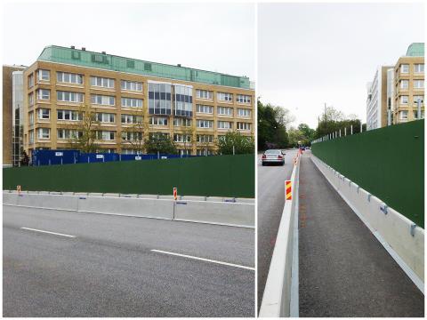 Lambertsson Sverige AB får nytt unikt uppdrag inom trafikavstängning (TA)