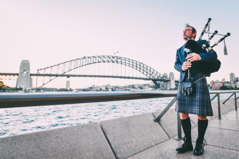 VisitScotland harbours Australia ambitions