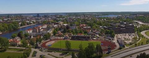 Pressinbjudan: Karlstad får besök av deltagarländerna i Baltic Sea Youth Games