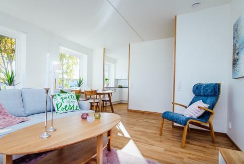 Nya dörrar öppnas på Oskarsgatan