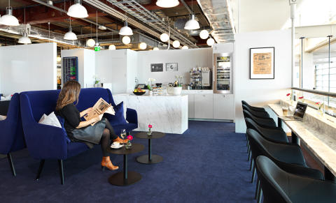 American Express Lounge by Pontus_1