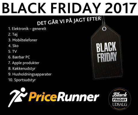 Black Friday: Det vil vi købe