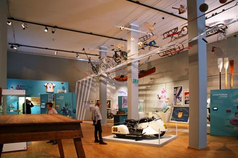 Leipzig in Bewegung – neue Ausstellung präsentiert Meilensteine der Sportgeschichte