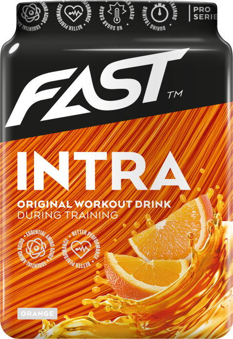 FAST Intra - Apelsin 300g